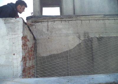 Δίχτυ απώθησης πτηνών